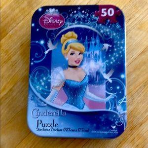Disney Cinderella puzzle